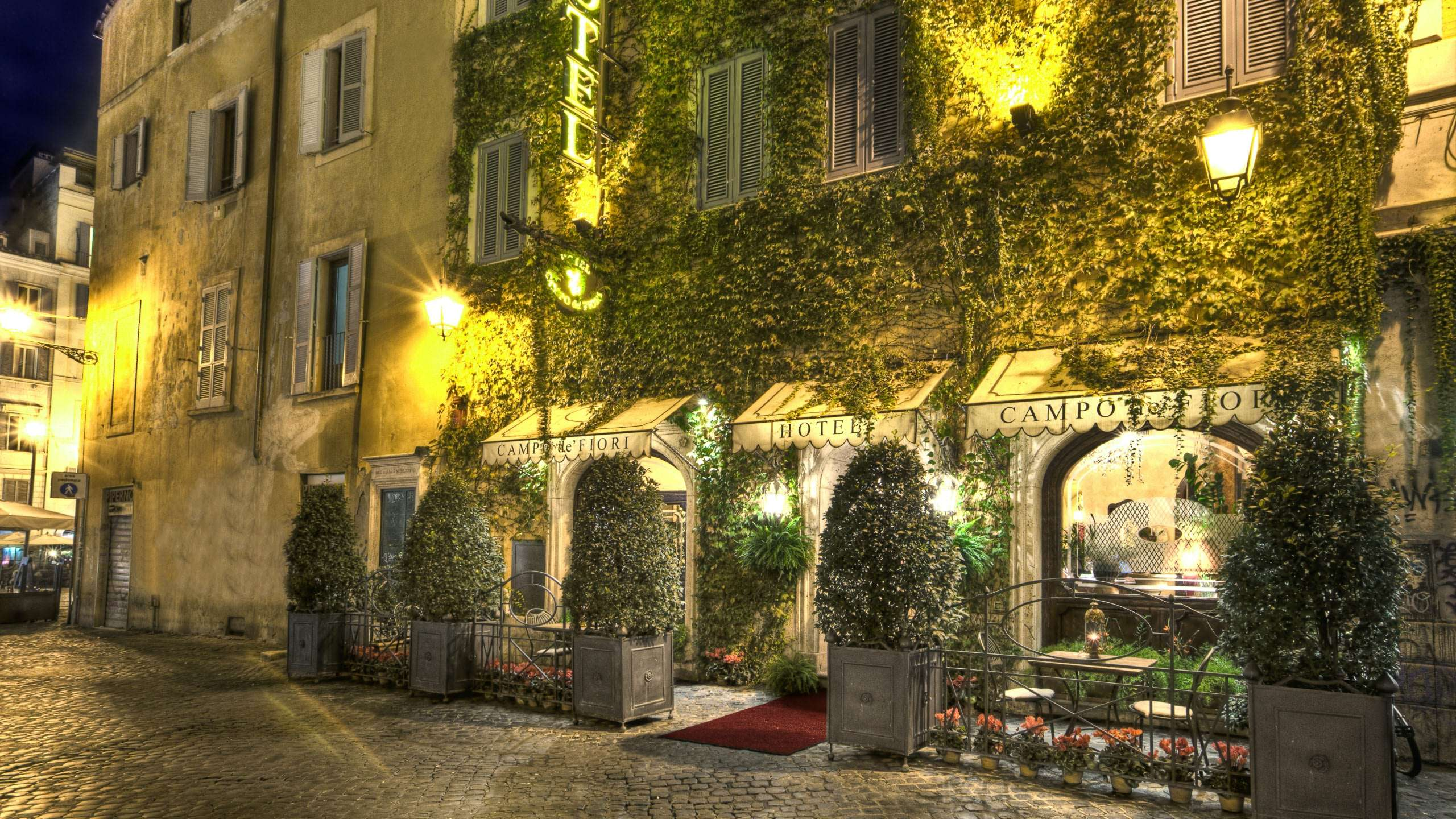Boutique hotel campo de 39 fiori roma sito ufficiale for Boutique hotel drome