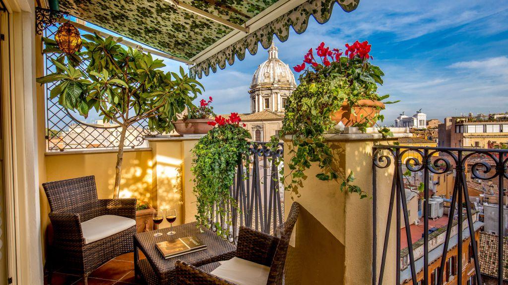 Fiori Hotel.Boutique Hotel Campo De Fiori Rome Official Site