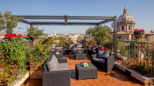Boutique Hotel Campo De Fiori Rome Gallery